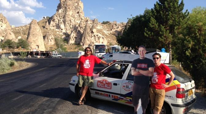 Day 5: Istanbul – Cappadocia, Turkey