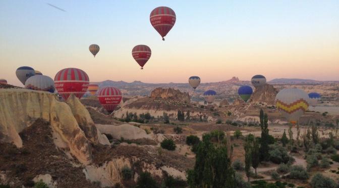 Day 6: Cappadocia – Trabzon, Turkey
